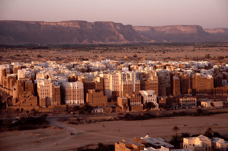 Shibam Wadi Hadhramaut Yemen by Jialiang Gao