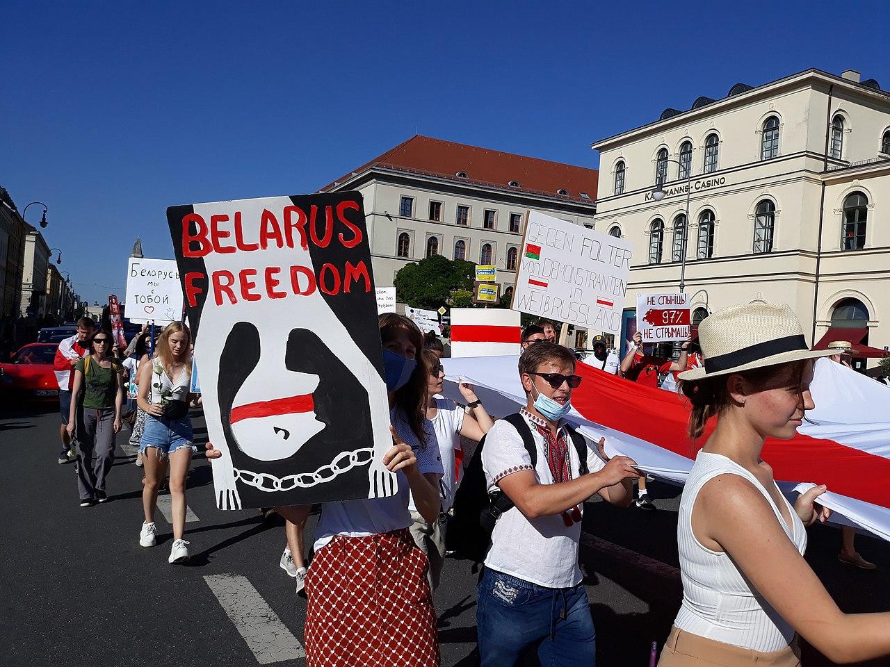 Belarus Protests 2020
