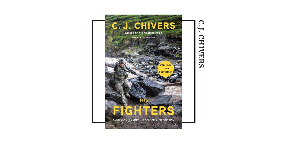 Book cover for C.J. Chivers's 'the Fighters'